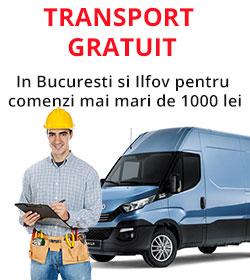 Transport gratuit in Bucuresti si ILFOV
