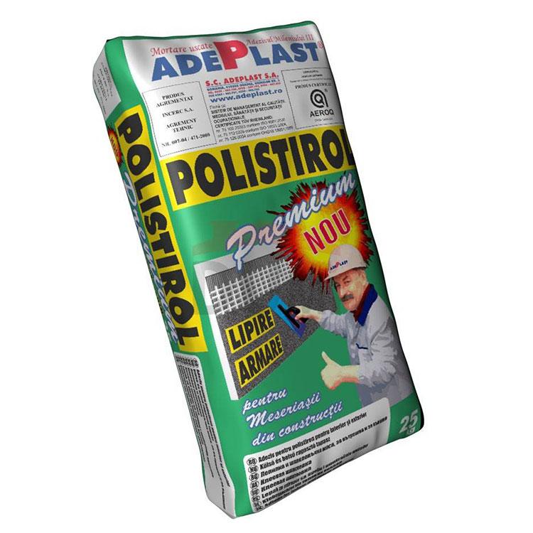 Adeziv Polistiren Adeplast Polistirol 25kg