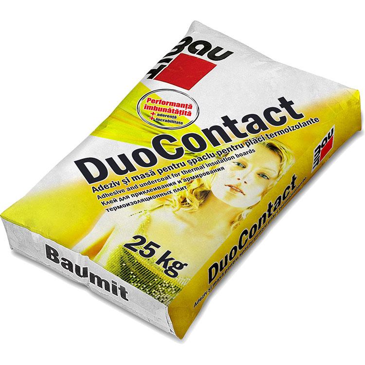 BAUMIT DUOCONTACT 25 kg adeziv pentru polistiren