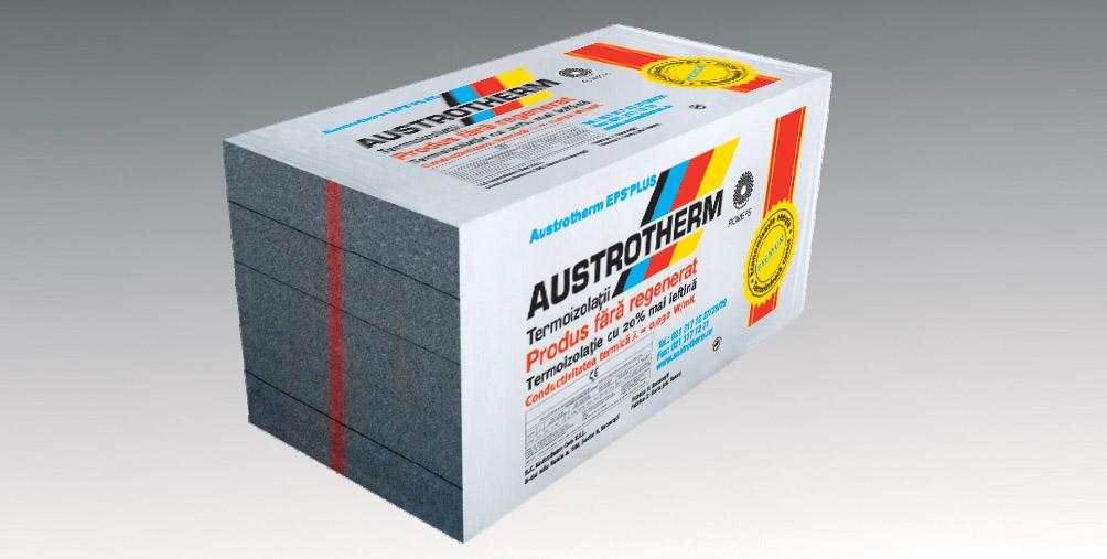 Polistiren grafitat Austrotherm AF PLUS 12 cm