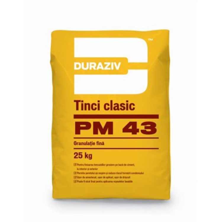 Tinci gri DURAZIV PM43