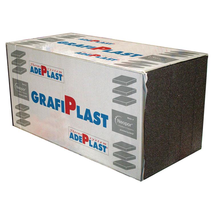Polistiren grafitat Adeplast eps80 10 cm