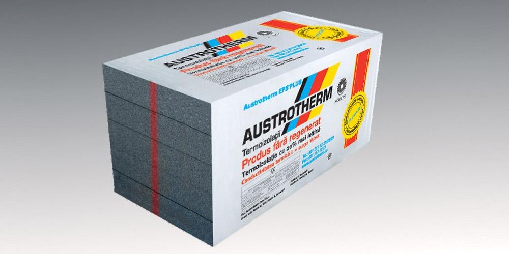 Polistiren grafitat Austrotherm A100 PLUS 10 cm