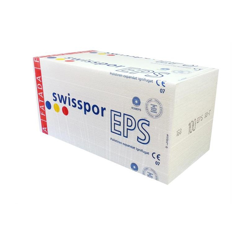 Polistiren expandat Swisspor EPS80 10cm