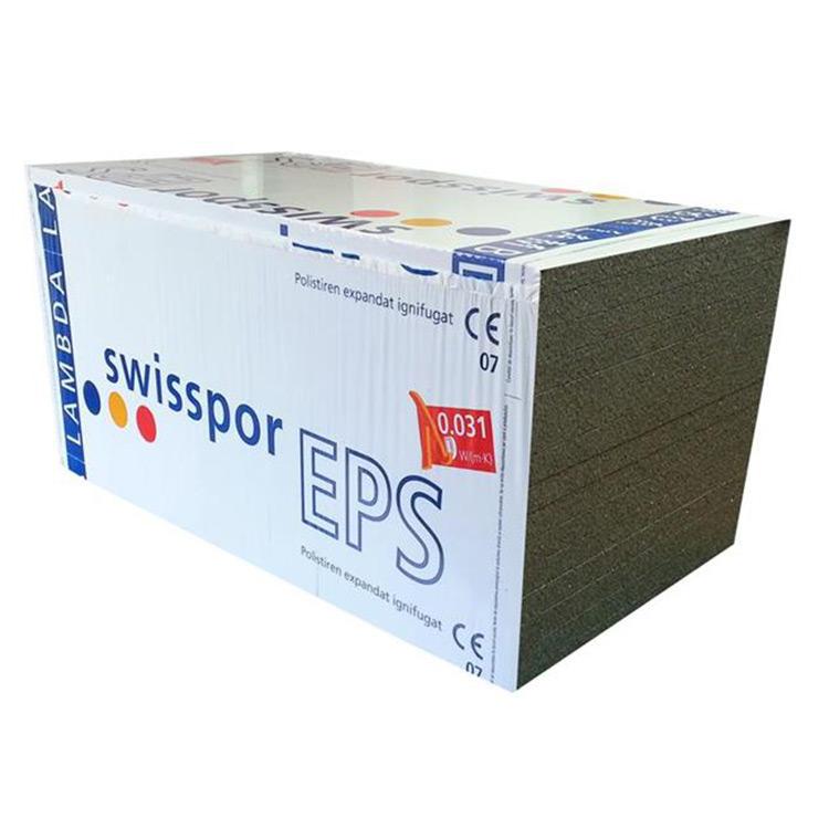 Polistiren expandat grafitat Swisspor LambdaPor EPS80F 8cm