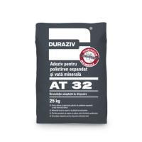 Adeziv Polistiren si Vata Minerala Duraziv AT 32 25kg