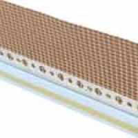 Profil din PVC cu plasa fibra sticla pentru etansarea geamurilor si usilor Buc 2.5 ml