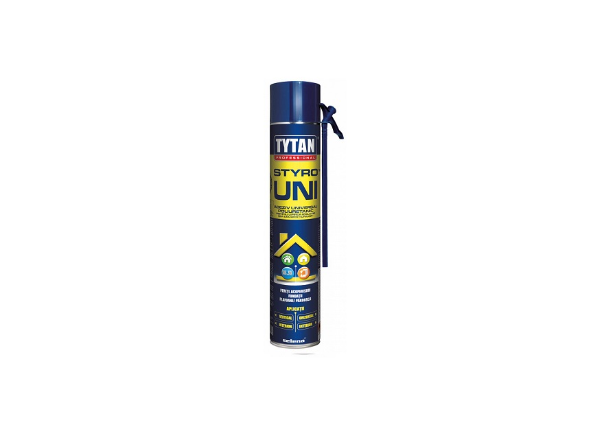 Adeziv poliuretanic manual TYTAN UNI 750ml